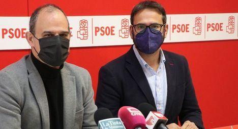 """Gutiérrez no entiende que el PP pretenda """"meter a CLM dentro de la M-30"""" ni que """"quieran traer la confrontación, el extremismo que hay en la Comunidad de Madrid"""""""