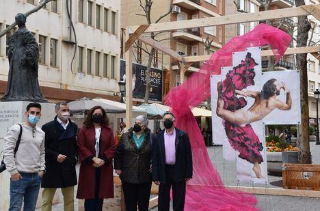 Dos montajes artísticos temporales y una tertulia con bailarines y bailarinas de Albacete que triunfan en compañías europeas abren la Semana de la Danza