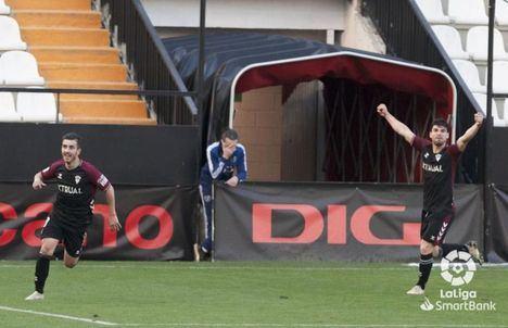 2-2. El Albacete a punto de dar la campanada frente al Rayo en Vallecas donde ganaba hasta el minuto 86