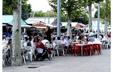 Foto: Tascas Paseo de la Feria. (Archivo)