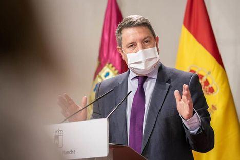 García-Page destina 20 millones de euros a centros especiales de empleo además de los 102 millones rubricados hoy para la inserción laboral de 15.000 personas