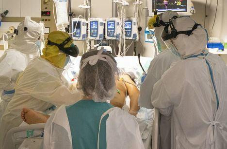 Coronavirus.- Los nuevos casos alcanzan los 250 en Castilla-La Mancha, donde hay 4 fallecidos nuevos y se estabilizan los hospitalizados