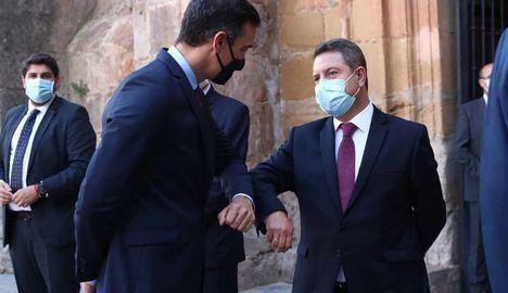Emiliano García-Page visitará el laboratorio de I+D+i de la multinacional farmacéutica Janssen en Toledo, junto al presidente del Gobierno de España, Pedro Sánchez