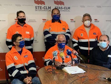 Convocada la huelga indefinida en el servicio de recogida de residuos sólidos urbanos y limpieza viaria de la ciudad de Albacete a partir del 17 de mayo