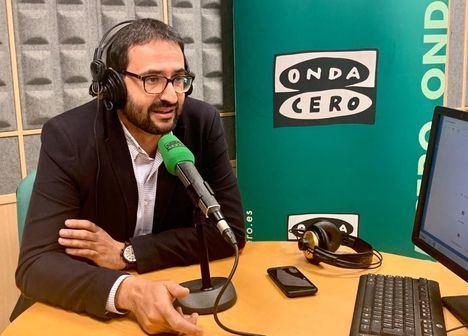 """Sergio Gutiérrez critica la """"caricatura"""" que el PP hace sobre la libertad y advierte que """"sin igualdad, la libertad es solo para el que paga"""""""