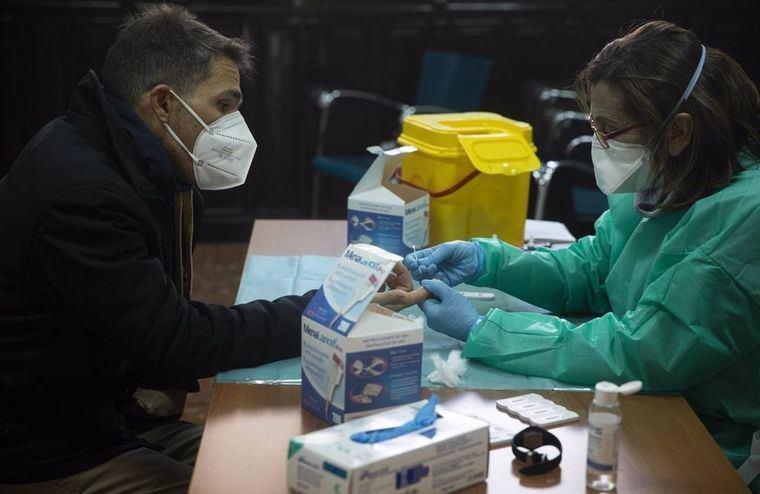 Coronavirus.- Los nuevos casos se mantienen en la región que alcanzan los 458 y baja el número de fallecidos a tres