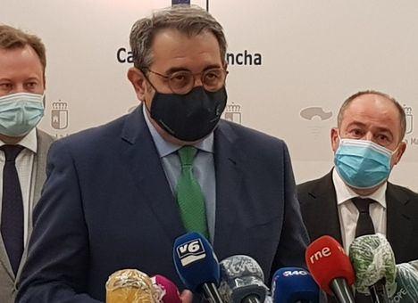 Solo el 1,53% de los ciudadanos de la región se han negado a ponerse la vacuna, un porcentaje prácticamente 'nulo', según la Junta