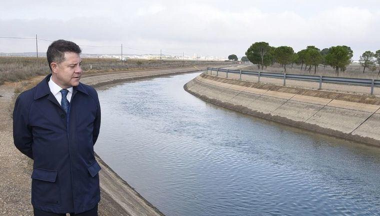 Agua.- Page plantea un acuerdo con el Levante basado en la planificación de las alternativas al trasvase Tajo-Segura