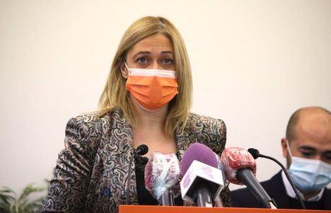 Carmen Picazo (Ciudadanos) ve 'obvio' evaluar los pactos en Albacete y Ciudad Real antes de cambiar el Gobierno pero da por hecho el traspaso