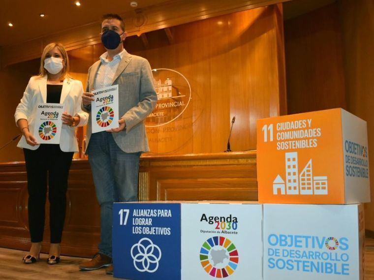 La Diputación de Albacete pone a disposición de los Ayuntamientos de la provincia 150.000€ para avanzar en la transición hacia la Agenda 2030