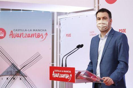 Paro.- El PSOE destaca que los datos económicos de Castilla-La Mancha 'avalan el modelo de gestión de Page'