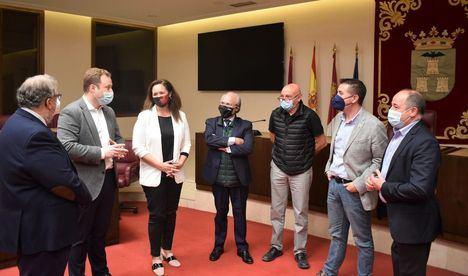 El Presidente de Amithe comandará, junto a la concejala de Cultura, Teresa García Arce, la Mesa de Seguimiento de la declaración del Teatro-Circo como Patrimonio de la Humanidad
