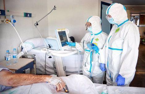 Coronavirus.- Castilla-La Mancha suma 406 nuevos casos pero se reducen los fallecidos, con 3, y los hospitalizados en cama convencional