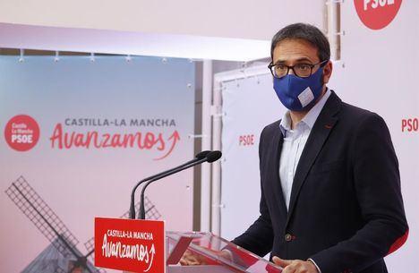 El PSOE insta a Paco Núñez a 'reflexionar' sobre su labor de oposición tras los 'zascas' de Javier Maroto
