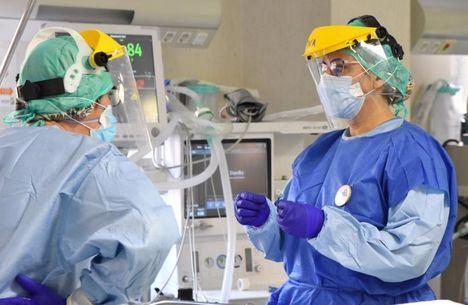 Coronavirus.- El número de nuevos positivos baja en la región con 315 pero el de muertes sube con 7, todas ellas en Toledo