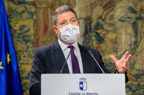 García-Page solicita 'infinita prudencia' a la población tras decaer el estado de alarma: 'Esto no se ha acabado'