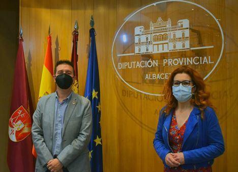 La Diputación de Albacete pone 383.000 € a disposición de entidades socio-sanitarias con una Convocatoria de Ayudas que crece un 125% para 2021