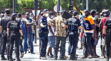 Un juzgado de Albacete considera que el Ayuntamiento no vigiló la salud de los policías tras el motín de temporeros