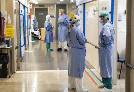 Coronavirus.- Castilla-La Mancha contabiliza 160 nuevos casos y 10 fallecidos y continúa el descenso de hospitalizados en cama convencional