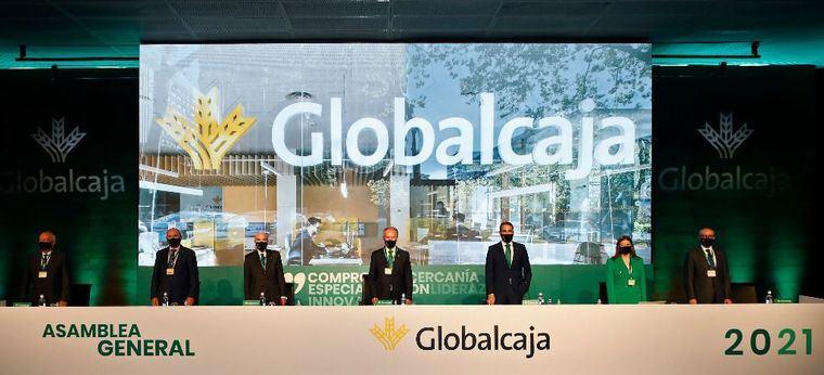 Globalcaja refrenda por unanimidad las cuentas de 2020 con un beneficio de 35,8 millones después de impuestos