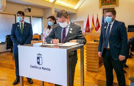 El Plan de Modernización de Ciudad Real avanza con la inauguración de la Ronda Norte y la primera piedra de la Ronda Sur