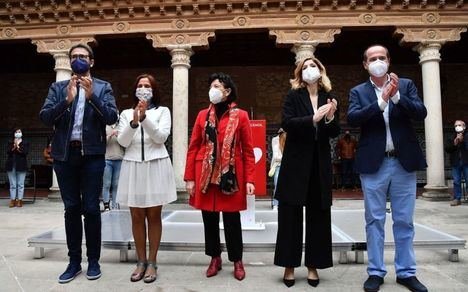 """Sergio Gutiérrez destaca que """"hemos pasado de debatir con el PP cuánto se recortaba"""" en Educación """"a ver cuánto se invierte"""" con el PSOE"""