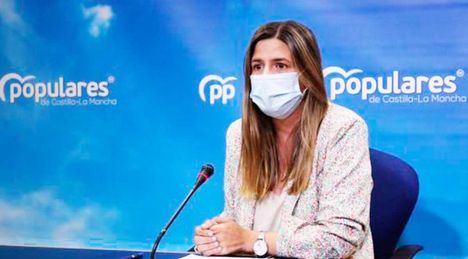 """Carolina Agudo: """"Hoy Page tiene la obligación de decirle a la cara a Sánchez lo que tanto le viene reclamando en los platós de televisión"""""""