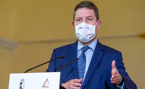 García-Page recibe este jueves la vacuna contra el COVID-19