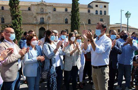 Carlos Velázquez expresa su intención de 'renovar' el PP de Toledo pero sin que 'absolutamente nadie' se vaya