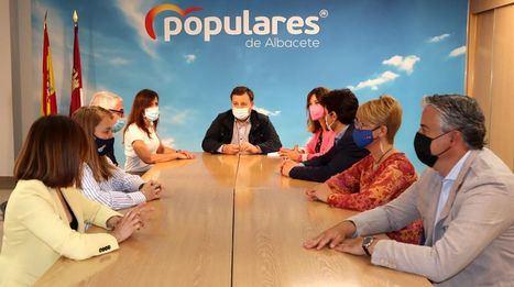 El PP cree que el gobierno tándem Casañ-Saez ha sumido a Albacete