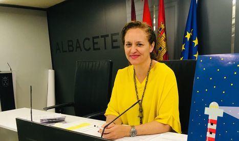 La concejala Maite García, abandona Ciudadanos en el día que se produce el cambio de alcalde en el Ayuntamiento de Albacete
