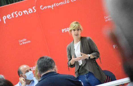 Martínez Guijarro resalta que Castilla-La Mancha está entre las tres comunidades