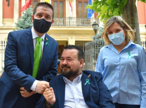"""La Diputación Provincial de Albacete se suma este 21 de junio a recordar a la población que """"la ELA existe"""""""