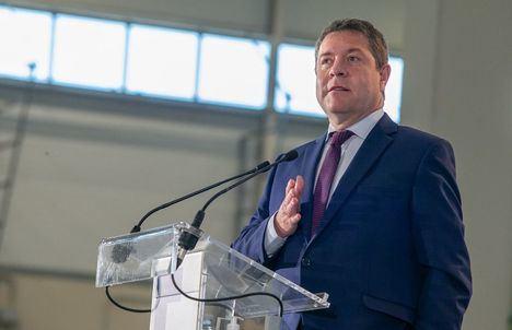 García-Page se posiciona en contra de indultar a los independentistas del 'procés'