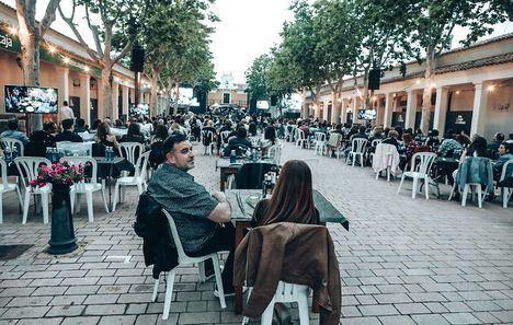 """Modesto Belinchón: """"El 'Antorchas Festival' ha venido para quedarse, puede convertirse en un evento muy importante en la agenda de festivales"""""""
