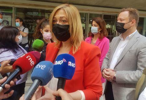 Carmen Picazo insta a Maite García a dejar su acta en Albacete tras salir de Ciudadanos y niega el pacto que le otorgaba escaño en la Diputación