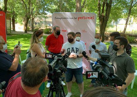 Nacho Hernando: Entre el 10 y 15 de agosto habrá inmunidad de rebaño en Castilla-La Mancha
