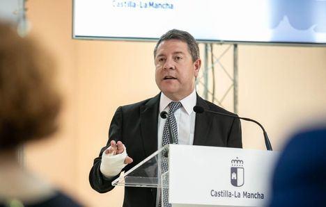 García-Page avanza una inversión extraordinaria de 61 millones de euros para vincular la FP al empleo