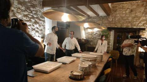 Las rutas gastronómicas 'Raíz Culinaria' dejan un gran sabor de boca en Guadalajara y Cuenca e inician el mes de julio en la provincia de Albacete