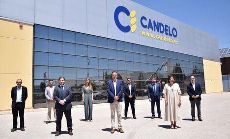 El estudio de viabilidad del Puerto Seco de Albacete estará listo en 12 semanas, ha dicho Nacho Hernando