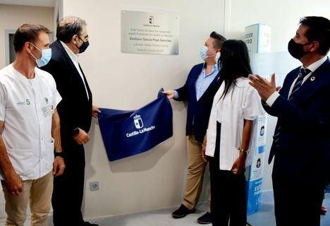 """Santi Cabañero subraya en la inauguración del nuevo centro de salud de Balazote """"la apuesta, con hechos, del Gobierno de C-LM por la dignidad sanitaria para todas las personas, vivan donde vivan"""""""