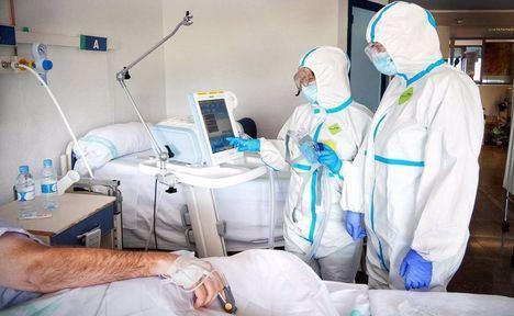 Coronavirus.- Castilla-La Mancha suma un día más sin fallecidos y registra 217 nuevos casos