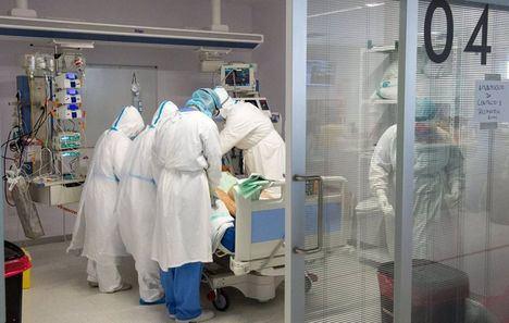 Coronavirus.- Castilla-La Mancha suma 271 nuevos casos y un fallecimiento en la provincia de Toledo