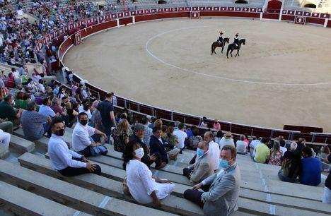 Los espectáculos taurinos vuelven a la plaza de Albacete