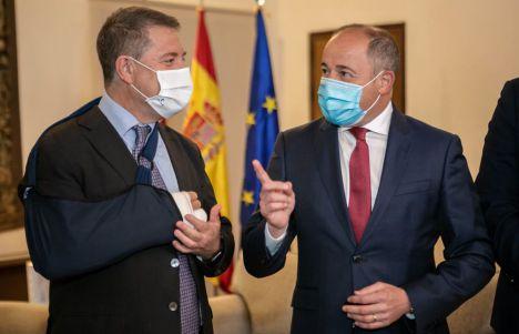 Decepcionante reunión Page-Emilio Sáez: El presidente sigue sin concretar proyectos para Albacete, lo contrario que hace para Talavera y Toledo