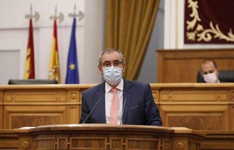 Vicente Aroca reclama a Page impulso político y dotación presupuestaria para hacer de Albacete el nudo estratégico de comunicaciones, logístico e intermodal entre el Sur y el Corredor Mediterráneo