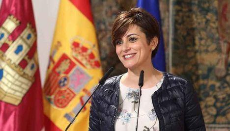 Isabel Rodríguez asume la cartera de Política Territorial reivindicando el pacto y la política municipal