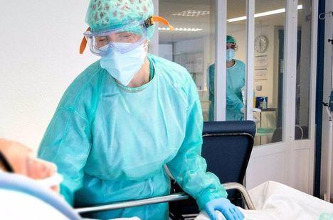 Coronavirus.- Se doblan los casos en Castilla-La Mancha que registra 841 nuevos y un único fallecido durante el fin de semana