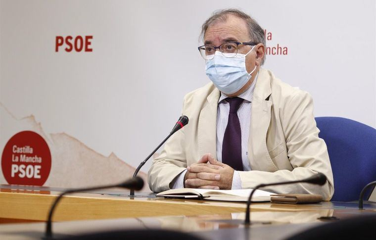 El PSOE pide a Pablo Casado que 'se vuelque con C-LM' y le emplaza a ver 'cómo va' el Tajo