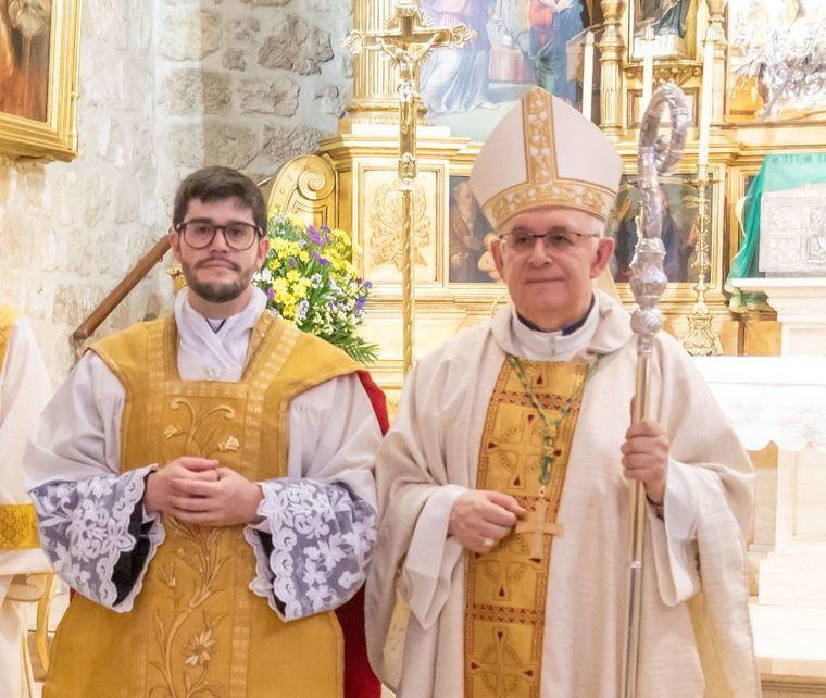 José Juan Vizcaíno Gandía nuevo sacerdote de la Diócesis de Albacete: 'Me gustaría aportar testimonio y santidad'